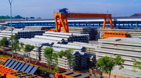Waskita Beton Precast Sokong Pembangunan Infrastruktur Kelistrikan