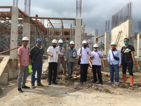 Rusun Mahasiswa Padang Dibangun Senilai Rp12,49 Miliar