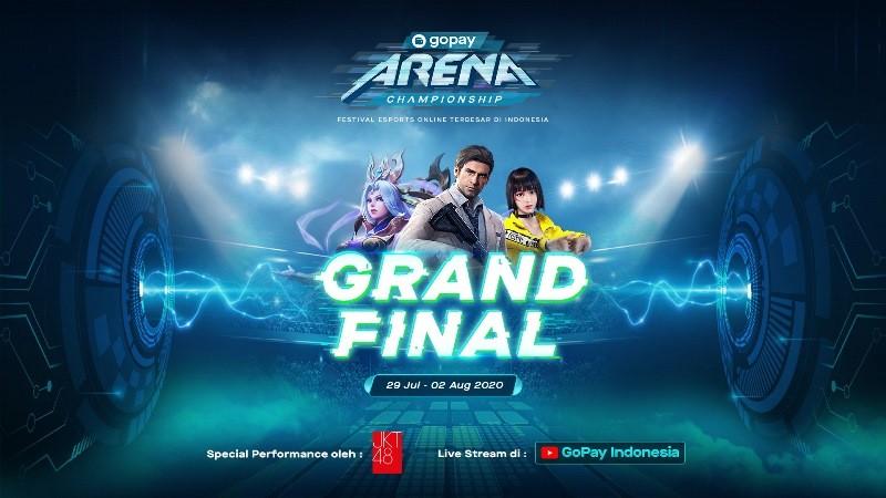 Gopay Arena Championship Masuki Babak Grand Final