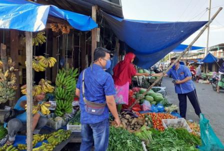 BRI Rangkul 48 Ribu Pedagang Pasar Tradisional Jualan <i>Online</i>