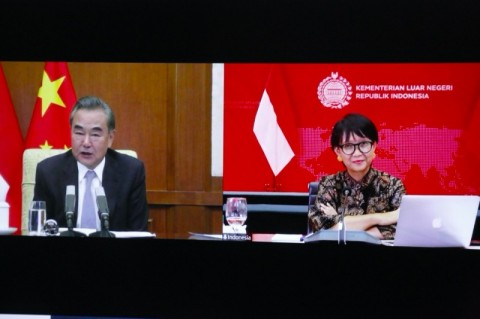 Indonesia, China Discuss Collaboration on Covid-19 Vaccine Development