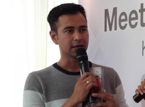 Kehilangan Suara Setahun, Raffi Ahmad Sebut Itu Hadiah dari Tuhan