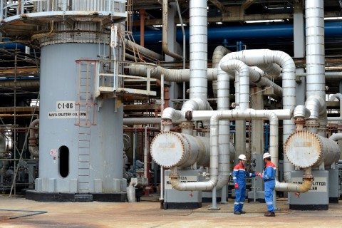 Pupuk Kujang Gandeng Pertamina dan ITB Bangun Pabrik Katalis