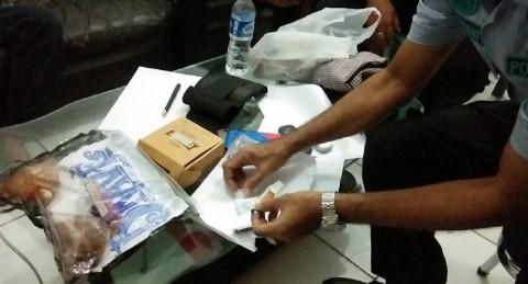 Penyelundupan Narkoba ke Rutan di Aceh Digagalkan