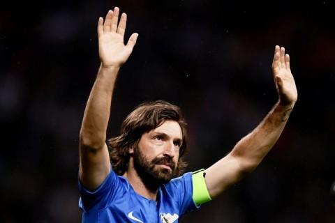 Andrea Pirlo Resmi Latih Juventus U-23