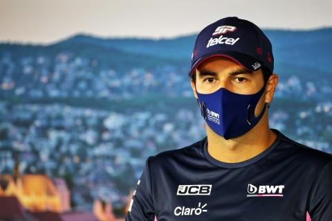 Diduga Positif Covid-19, Sergio Perez Bisa Absen di F1GP Inggris