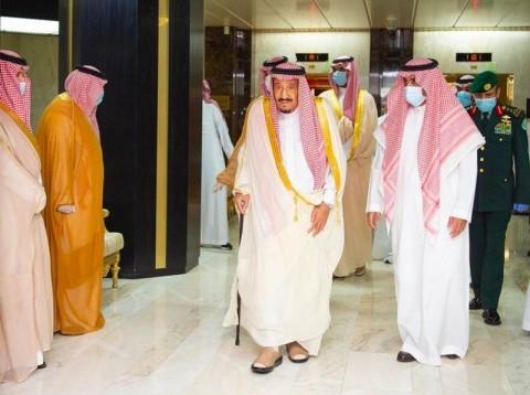 Pulih dari Operasi, Raja Salman Tinggalkan Rumah Sakit