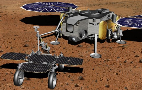 NASA Siapkan Peluncuran ke Mars Selanjutnya di 2026