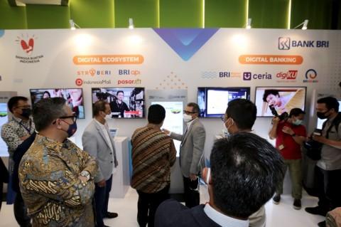 BRI-Telkom Kolaborasi Tingkatkan Layanan Satelit