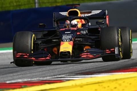 F1GP Inggris: Verstappen Kuasai Latihan Bebas Perdana