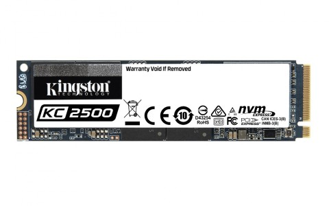 Review SSD Kencang Kingston KC2500 1TB