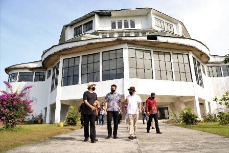 Menkop UKM Benahi Grand Smesco Hills Jadi Balai Pelatihan Bisnis