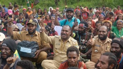 Pemerintah Salurkan Rp91 Miliar BLT di Puncak Papua