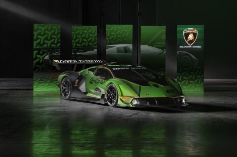 Monster Lamborghini Essenza SCV12