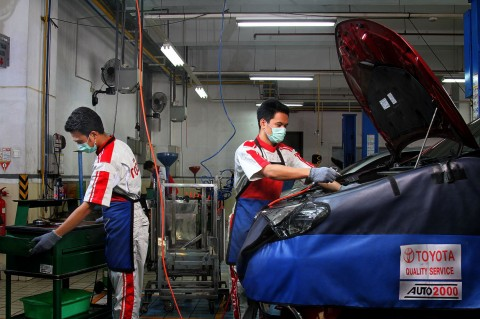 6 Mobil Toyota yang Harus Recall karena Fuel Pump