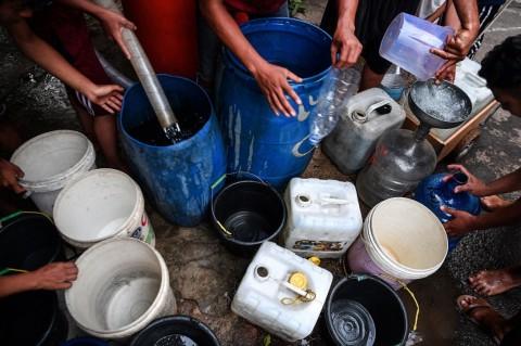 Temanggung Siapkan 7 Juta Liter Air Bersih Atasi Kekeringan