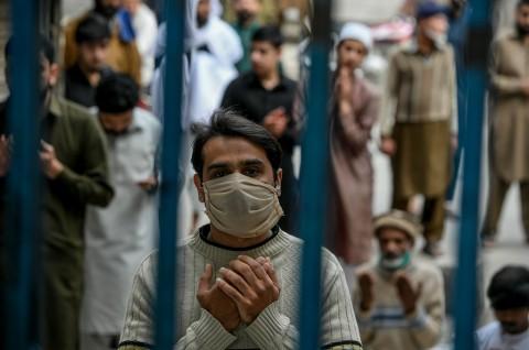 Pakistan Catat Tambahan Kasus dan Kematian Terendah Covid-19