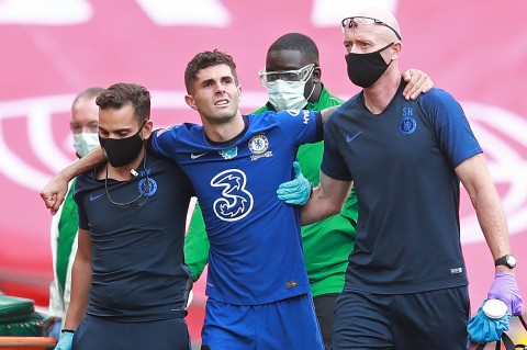 Chelsea akan Hadapi Muenchen Tanpa Pulisic dan Azpilicueta