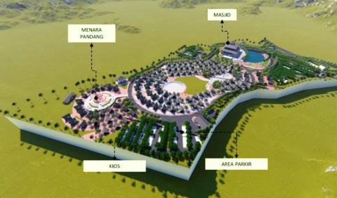 <i>Rest Area</i> Senilai Rp61,7 Miliar Dibangun di Kawasan Puncak