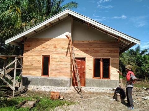 3.772 Rumah Tak Layak Huni di Sumbar Diperbaiki