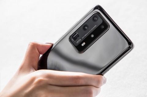 Huawei Pimpin Pasar Smartphone di Q2 2020
