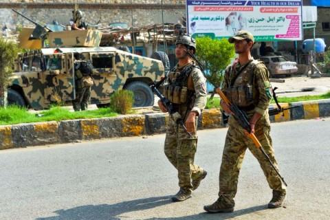Serangan di Penjara Afghanistan Telah Tewaskan 21 Orang
