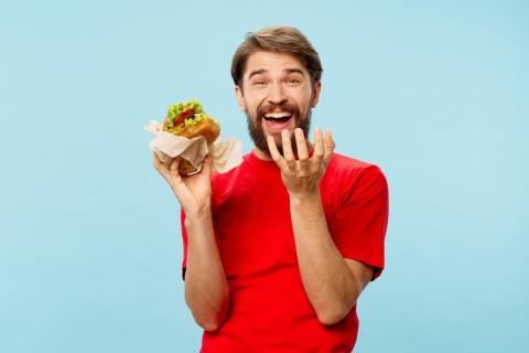 Saat Stres, Mengapa Cenderung Mengonsumsi Makanan tak Sehat?