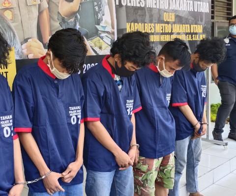Tiga Remaja Dikeroyok di Pademangan, Satu Tewas