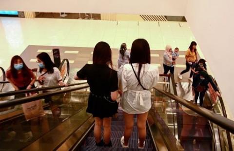 Malaysia Hanya Wajibkan Pakai Masker di Tempat Ramai