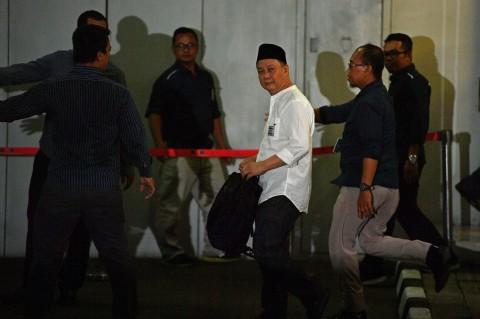MA Tolak Permohonan PK Perkara Syafruddin Arsyad Temenggung