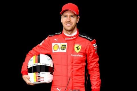 Sulit Bersaing, Vettel Keluhkan Mobilnya