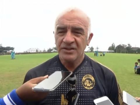 Mario Gomez Mundur dari Kursi Pelatih Arema FC