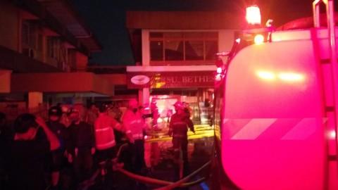Kebakaran di Laboratorium, Pasien RS Bethesda Yogyakarta Dievakuasi