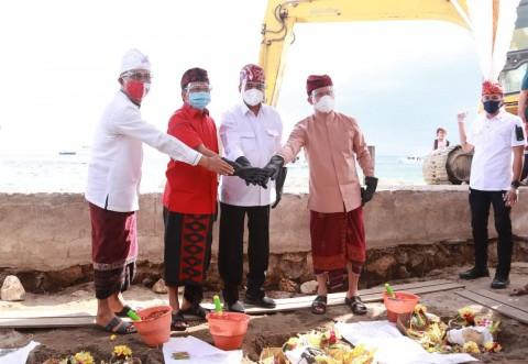 Kemenhub Mulai Bangun 2 Pelabuhan di Bali