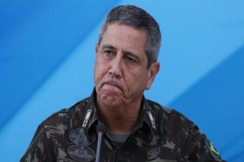 Kepala Staf Presiden Brasil Positif Covid-19