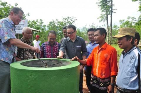 Pengembangan Biogas di Sulsel Capai 1.607 Unit