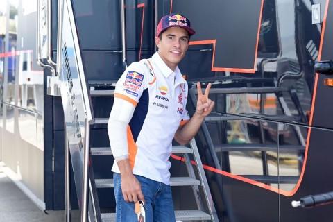 Marc Marquez Sukses Menjalani Operasi Kedua