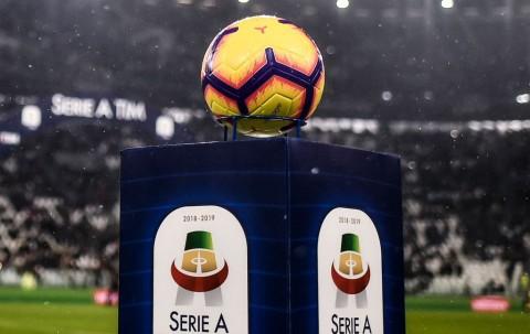 Resmi, Liga Italia 2020--2021 Dimulai pada 19 September