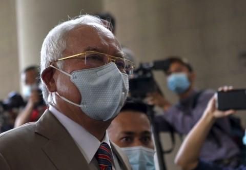 Najib Klaim Dana 1MDB Disalurkan untuk Anak Yatim