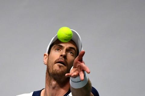 Andy Murray Turun di Turnamen Pemanasan US Open