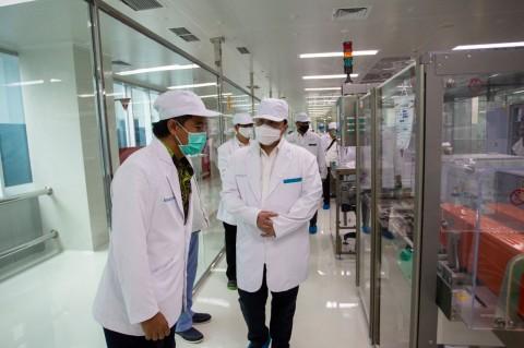 Erick Thohir: Bio Farma Siap Produksi 250 Juta Vaksin Covid-19 per Tahun