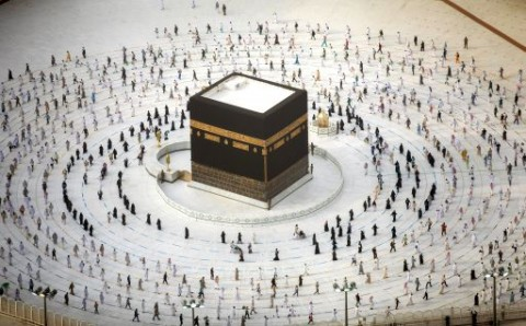 Tak Ada WNI Ikuti Ibadah Haji Tanpa Izin