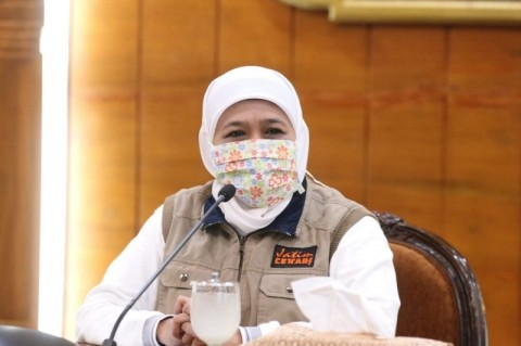Gubernur Jatim Dorong Industri Lokal Perluas Pasar Luar Negeri