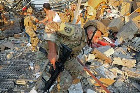 Israel Bantah Keterlibatan dalam Ledakan di Beirut