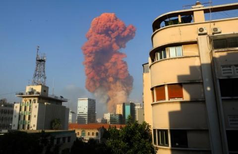 Korban Tewas Ledakan di Lebanon Capai 73 Orang