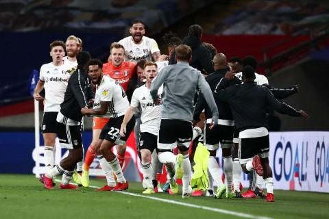 Bungkam Brentford, Fulham Promosi ke Liga Primer Inggris
