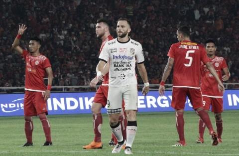 Dipanggil TC Timnas, Spasojevic Malah Latihan Bareng Bali United