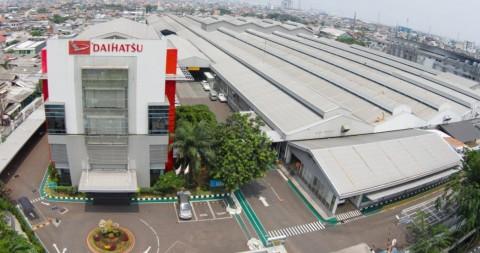 Pabrik Daihatsu Kembali Tancap Gas