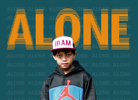Ibam, Putra Asri Welas Bikin Lagu Rap dari Pengalaman Perundungan