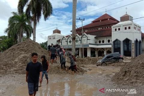 Wilayah Terdampak Banjir di Luwu Utara Diminta Dikosongkan